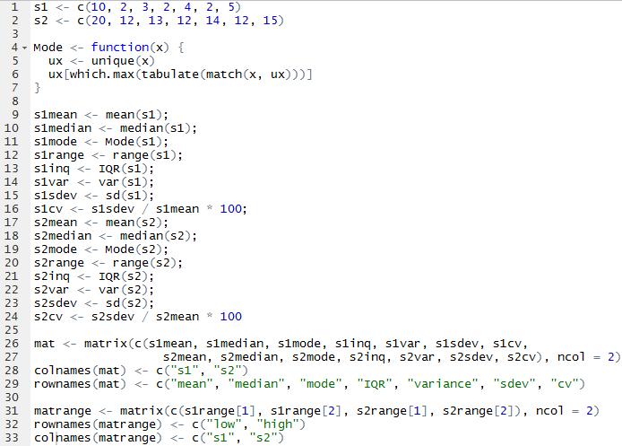 statscript